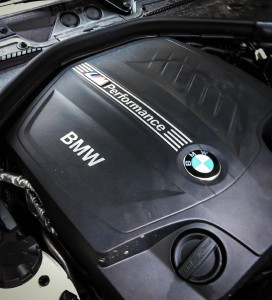 bmw 135i twinpower motor