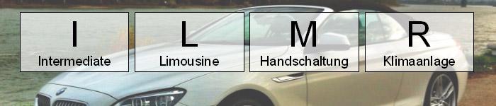 ilmr mietwagen klasse