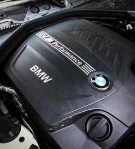 bmw 135i twinpower motor